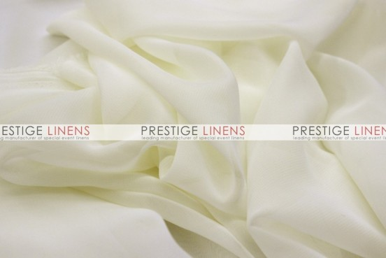 Chiffon Table Linen - Ivory