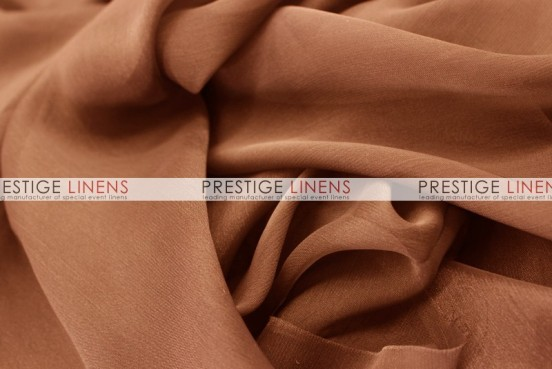 Chiffon Table Linen - Mocha