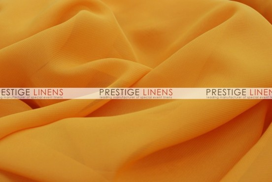 Chiffon Table Linen - Mustard