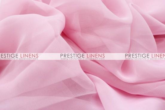 Chiffon Table Linen - Pink