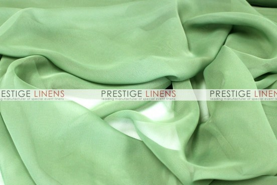 Chiffon Table Linen - Sage