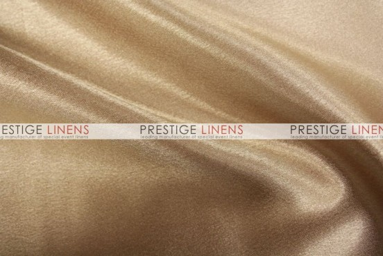 Crepe Back Satin (Japanese) Table Linen - 130 Champagne