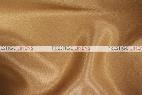 Crepe Back Satin (Japanese) Table Linen - 226 Gold