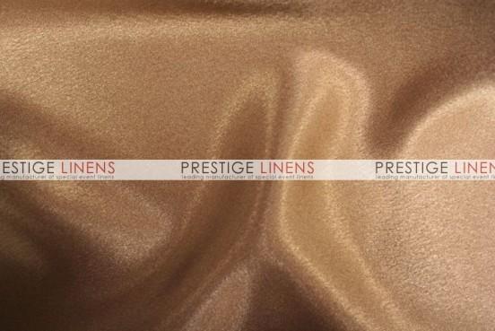 Crepe Back Satin (Japanese) Table Linen - 326 Khaki
