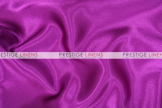 Crepe Back Satin (Japanese) Table Linen - 562 Pucci Fuchsia