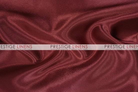 Crepe Back Satin (Japanese) Table Linen - 628 Burgundy