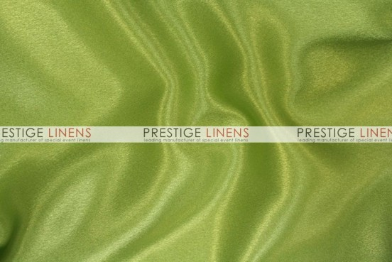 Crepe Back Satin (Japanese) Table Linen - 726 Lime