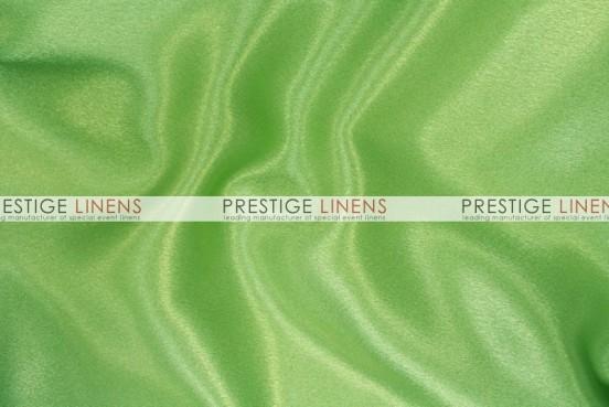 Crepe Back Satin (Japanese) Table Linen - 737 Apple Green