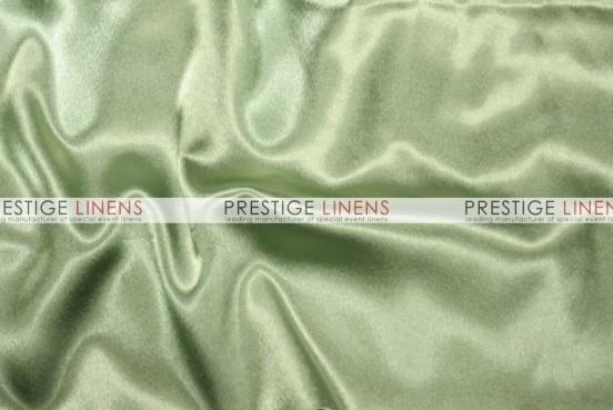 Crepe Back Satin (Japanese) Table Linen - 828 Lt Sage