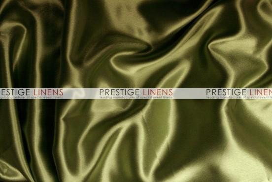 Crepe Back Satin (Japanese) Table Linen - 830 Olive