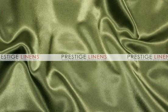 Crepe Back Satin (Japanese) Table Linen - 833 M Olive