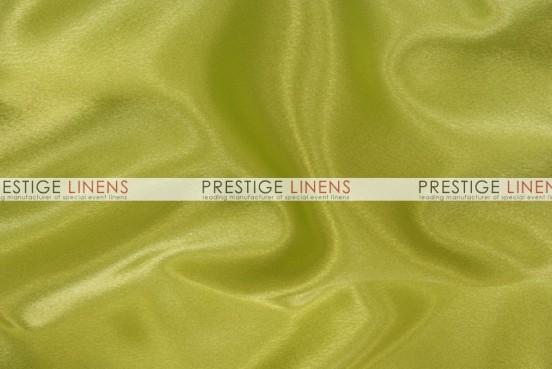 Crepe Back Satin (Japanese) Table Linen - 836 Kiwi