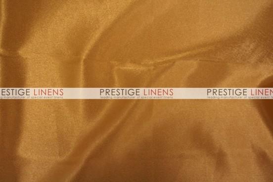 Crepe Back Satin (Korean) Table Linen - 229 Dk Gold