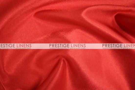 Crepe Back Satin (Korean) Table Linen - 626 Red