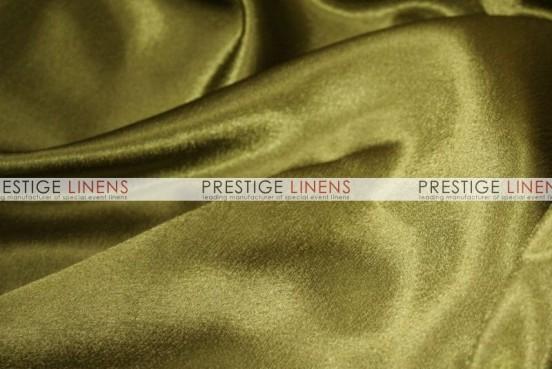 Crepe Back Satin (Korean) Table Linen - 833 M Olive