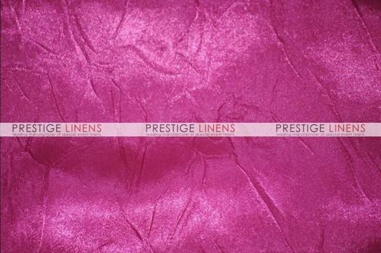 Crushed Bichon Table Linen - 529 Fuchsia