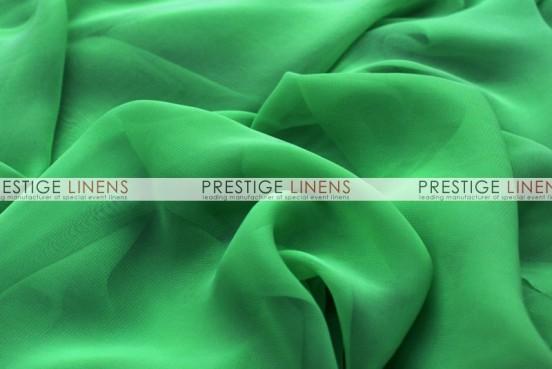 Chiffon Draping - Flag Green