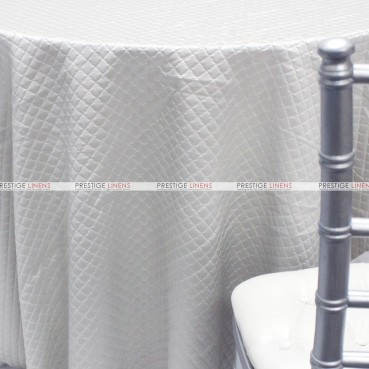 Curtis Table Linen - White