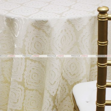 Delta Global Table Linen - Ivory