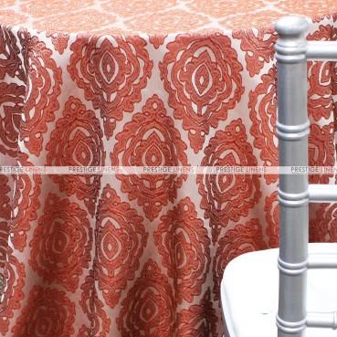 Delta Global Table Linen - Rust