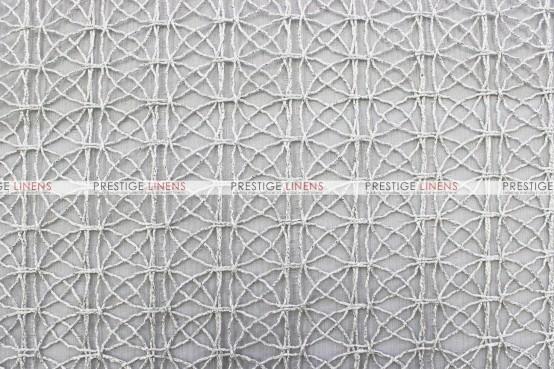 Dream Catcher Table Linen - London Fog (Sheer)