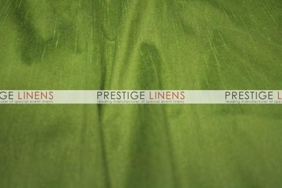 Faux Dupioni Silk Table Linen - 2053 Dk Lime