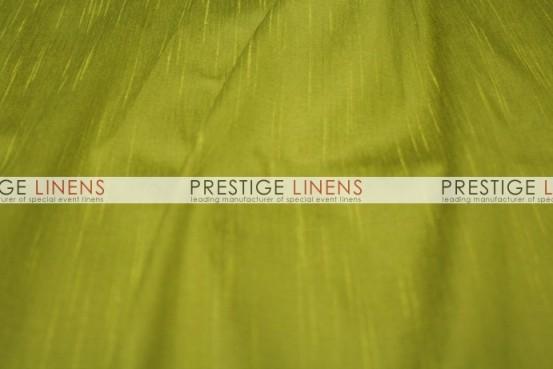 Faux Dupioni Silk Table Linen - 2054 Kiwi