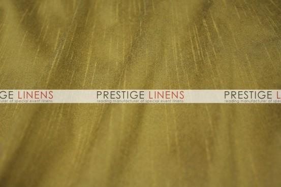 Faux Dupioni Silk Table Linen - 2112 Victorian Gold