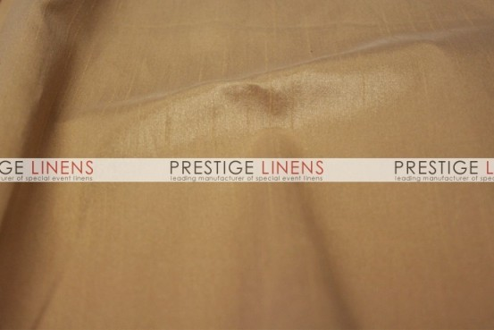 Faux Dupioni Silk Table Linen - 2030 Taupe
