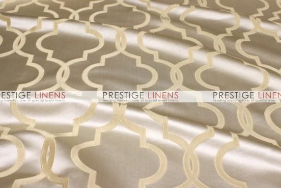 Gatsby Jacquard Table Linen - Antique