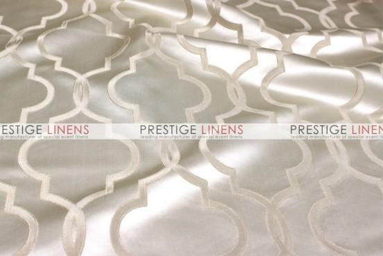 Gatsby Jacquard Table Linen - Beige