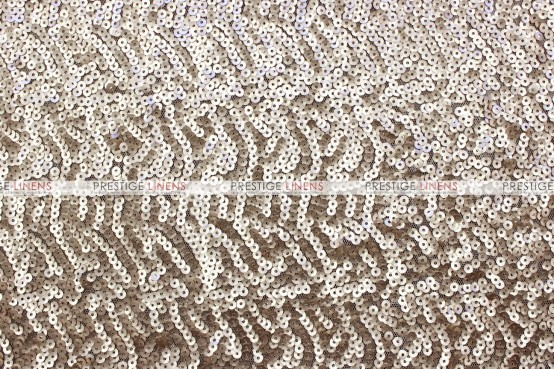 Gatsby Sequins Table Linen - Champagne