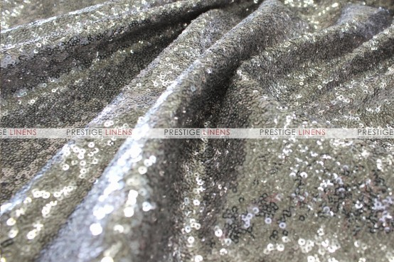 Glamour Table Linen - Charcoal