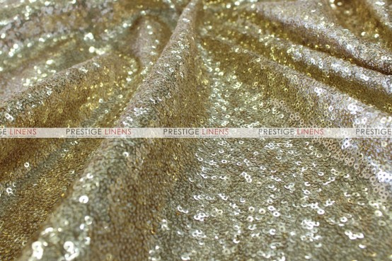 Glamour Table Linen - Gold