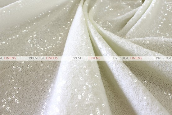 Glamour Table Linen - Ivory
