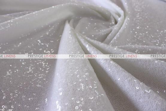 Glamour Table Linen - White