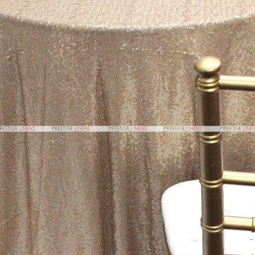 Glitz Table Linen - Gold