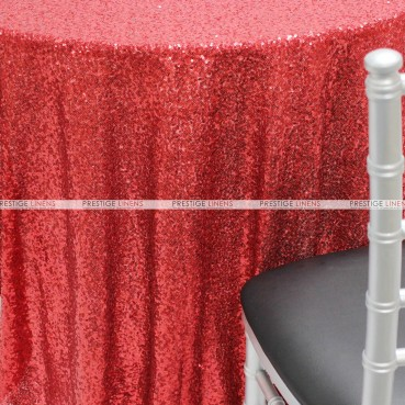 Glitz Table Linen - Red