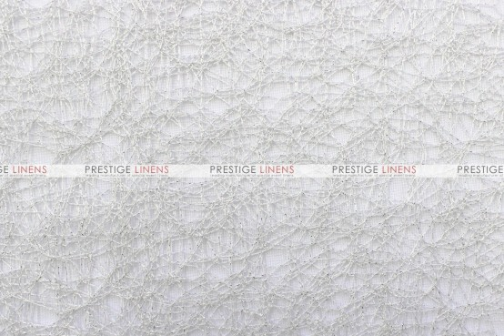 Heather Table Linen - White