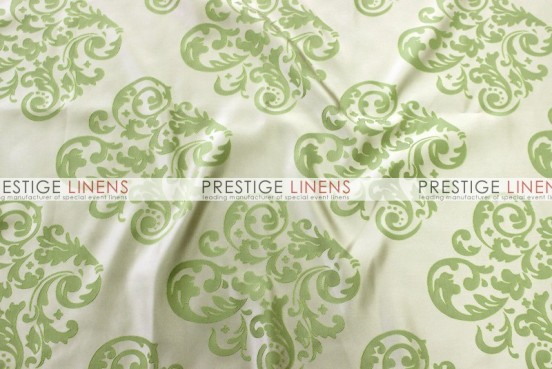 Insignia Jacquard Table Linen - Green