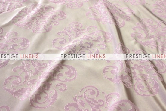 Insignia Jacquard Table Linen - Pink