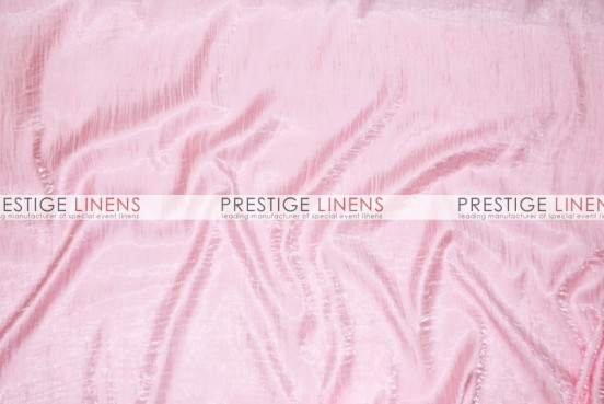 Iridescent Crush Table Linen - Pink