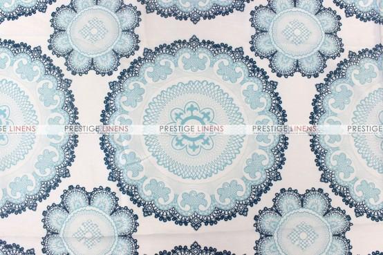 Kaleidoscope Table Linen  -  Seafoam