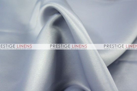 Lamour Matte Satin Table Linen - 1126 Silver