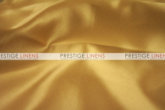 Lamour Matte Satin Table Linen - 227 N Gold