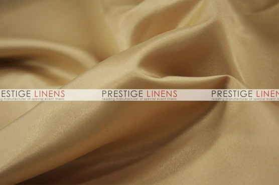Lamour Matte Satin Table Linen - 228 Lt Gold
