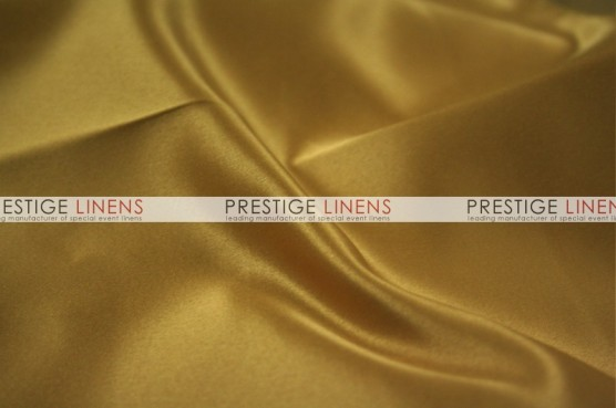 Lamour Matte Satin Table Linen - 229 Dk Gold