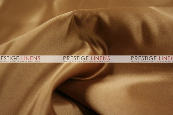 Lamour Matte Satin Table Linen - 330 Cappuccino