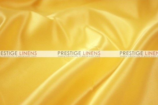 Lamour Matte Satin Table Linen - 454 Pride Yellow