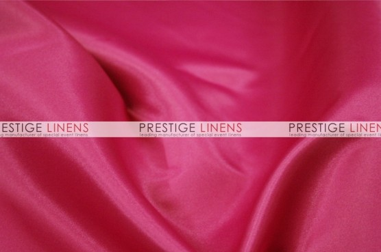 Lamour Matte Satin Table Linen - 528 Hot Pink